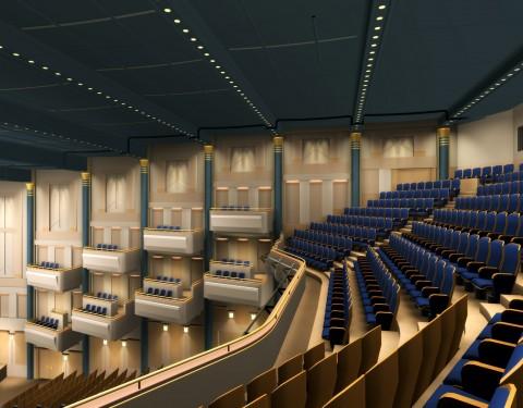 Thessaloniki Music Hall
