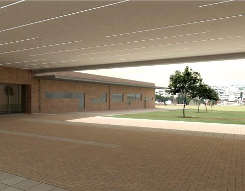 New Town Hall at Koridallos