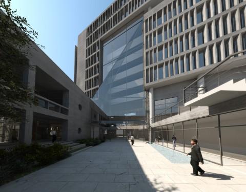 Cooperative bank HQ
