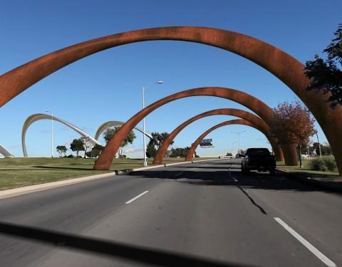 Austin's Airth Gates