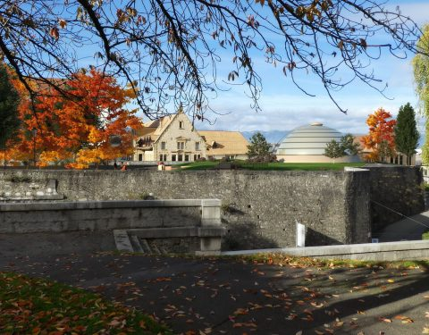Bastion de St Antoine park