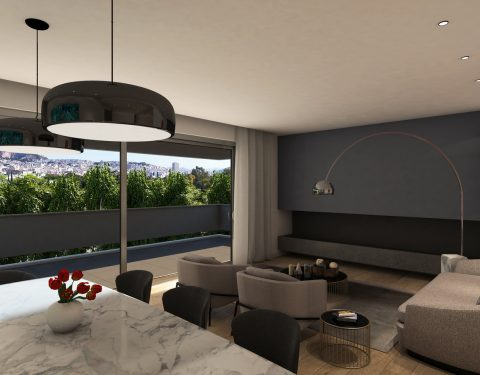Multistore Residence – Athens