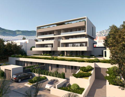 Multistore Residencies, Kifisia