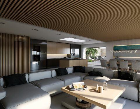 Platys Gyalos Estate Interiors